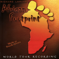African Footprint World Tour Cast CD